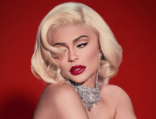 Kylie Jenner Transforms Into Marilyn Monroe and Proves Diamonds Really Are a Girl's Best Friend