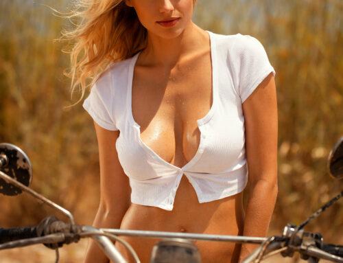 Sexy Olga De Mar